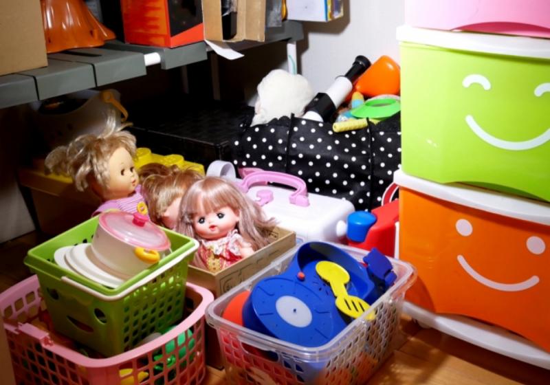 お片づけてる 乳幼児のお世話がしやすくなる整理収納講座